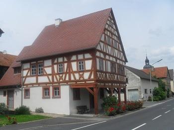 1064. Sanierung und Modernisierung Rathaus Dürrfeld