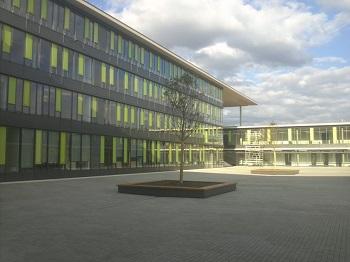 1133. FH Würzburg-Schweinfurt,  Neubau Ausbildungseinrichtung Gestaltung und Technik
