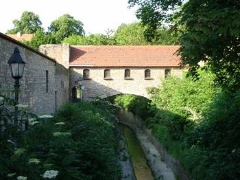 1281. Generalsanierung der Wehranlage Speierloch in Würzburg-Heidingsfeld