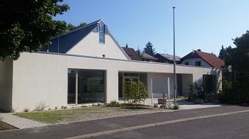 1291. Erweiterung Ev.-luth. Bonhoeffer Gemeindezentrum Höchberg