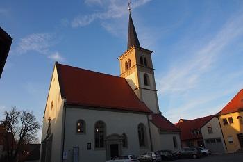 1265. Sanierung Baudenkmal Katholische Wallfahrtskirche Heilig-Blut, Iphofen