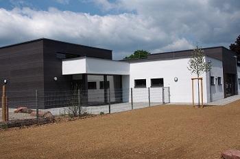 1289. Neubau der Kindertagesstätte Marktheidenfeld-Altfeld
